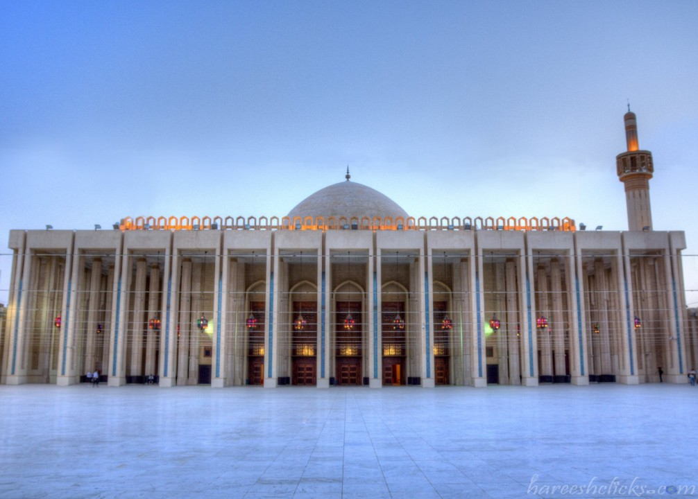The Grand Mosque, Kuwiat
