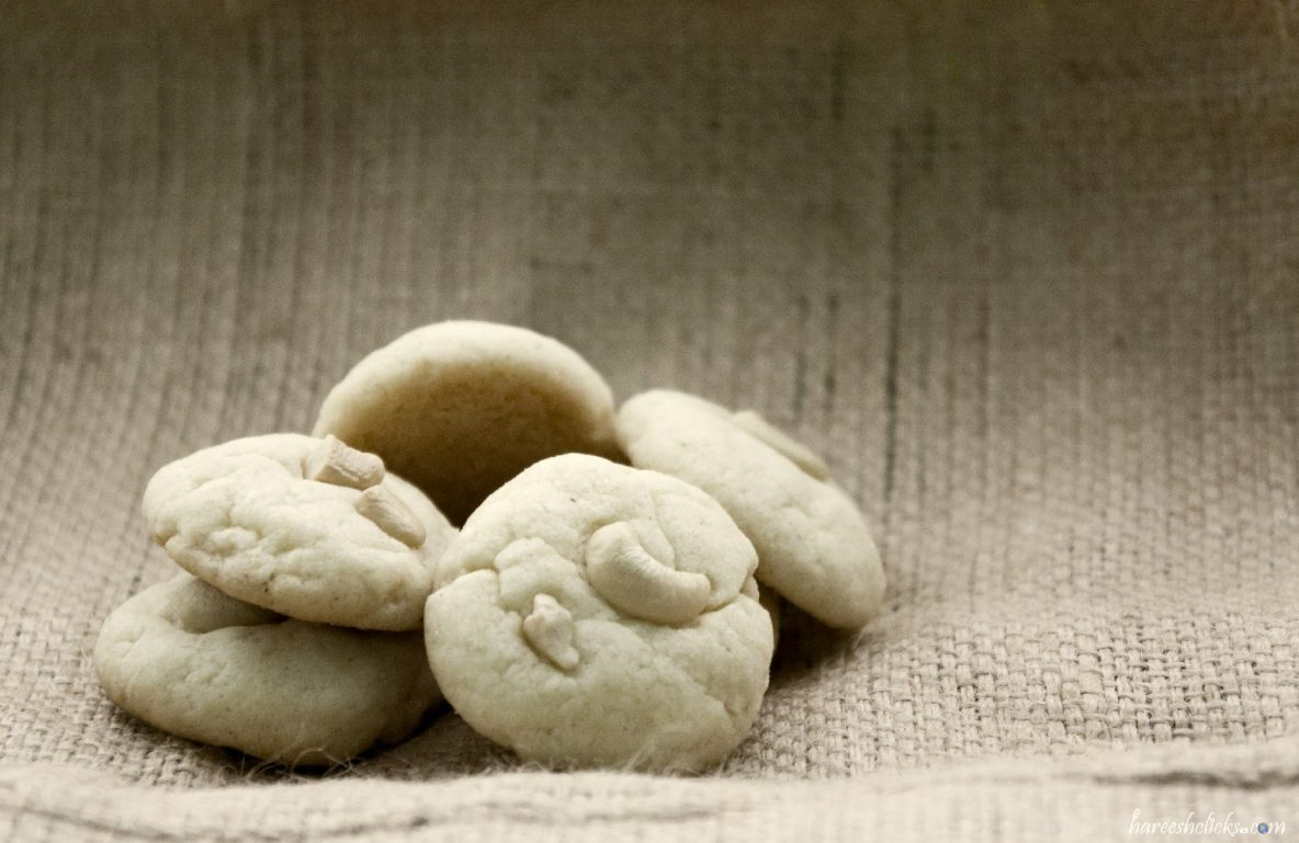 Nankhatai, India Biscuits