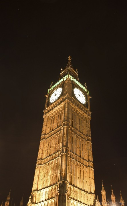 bigben with stars