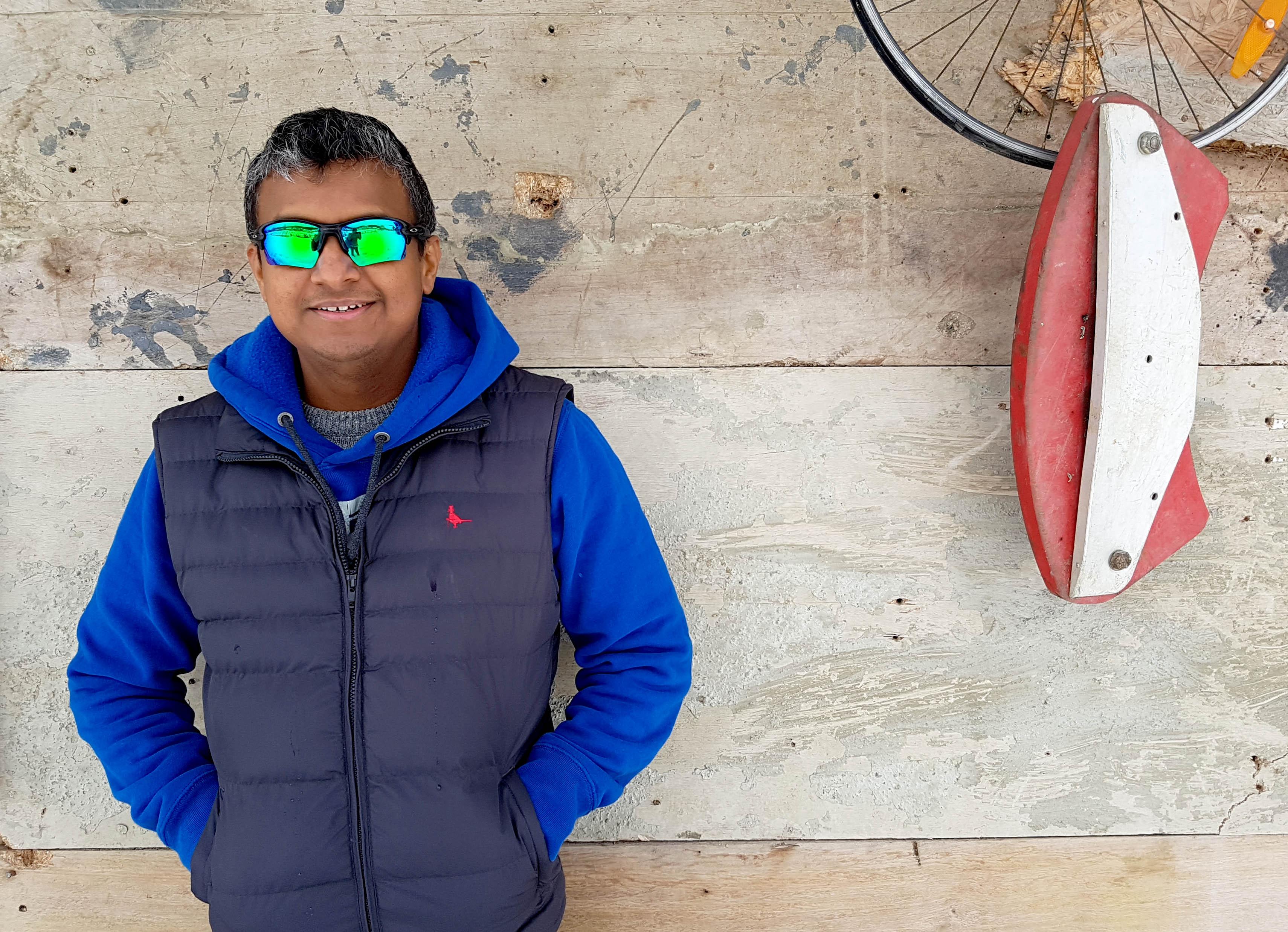 Hareesh Padmanabhan